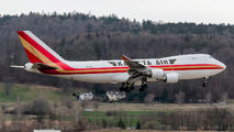 Rare visit of Kalitta Air B744 to Zurich title=