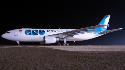 TC-MNV - MNG Cargo Airbus A300