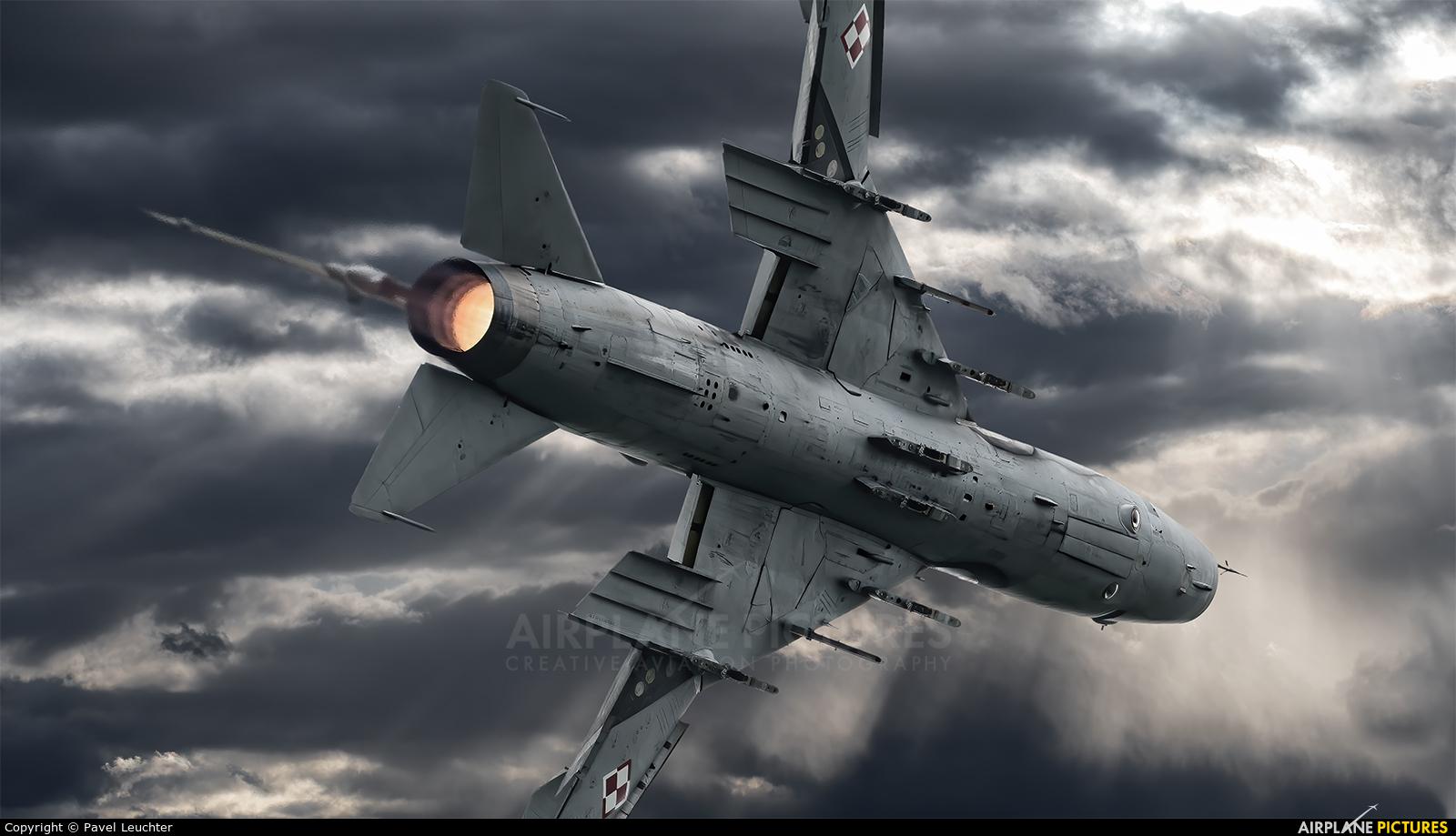 Poland - Air Force 3819 aircraft at Zeltweg