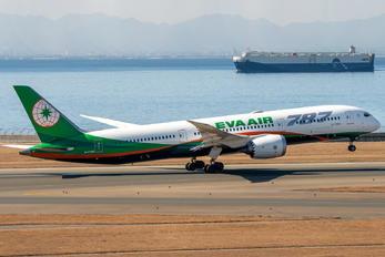 B-17885 - Eva Air Boeing 787-9 Dreamliner