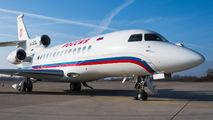 RA-09090 - Rossiya Special Flight Detachment Dassault Falcon 7X aircraft