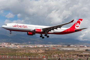 D-AERS - Air Berlin Airbus A330-300