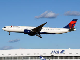 N403DX - Delta Air Lines Airbus A330-900