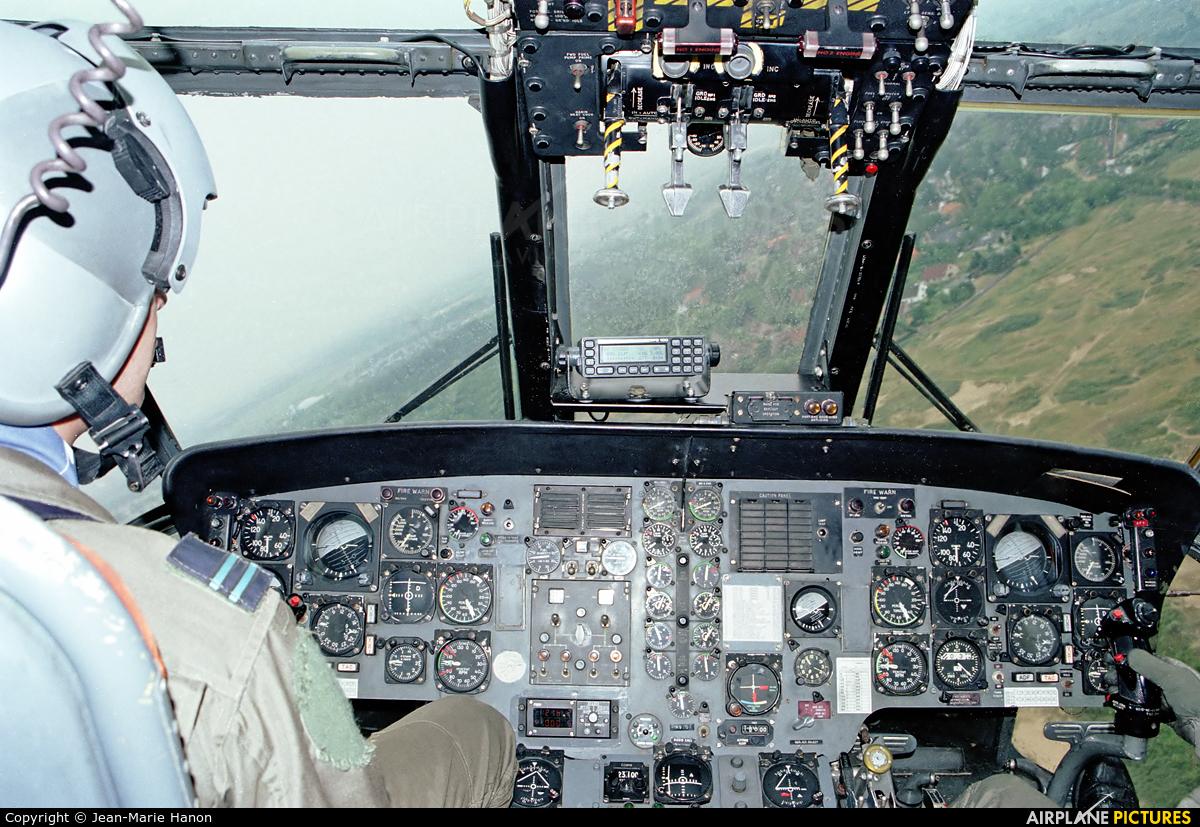 Belgium - Air Force RS01 aircraft at Koksijde