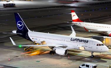 D-AIWJ - Lufthansa Airbus A320
