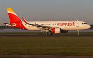 EC-LUS - Iberia Express Airbus A320 aircraft