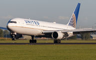 N642UA - United Airlines Boeing 767-300ER aircraft