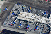 - - Southwest Airlines - Airport Overview - Terminal Building aircraft