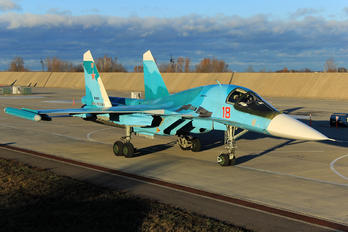 RF-95847 - Russia - Air Force Sukhoi Su-34