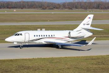 OE-HMR - Private Dassault Falcon 2000 DX, EX