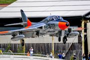 G-BWGL - Dutch Hawker Hunter Foundation Hawker Hunter T.8 aircraft