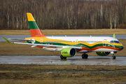 YL-CSK - Air Baltic Airbus A220-300 aircraft