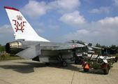 ET-198 - Denmark - Air Force General Dynamics F-16B Fighting Falcon aircraft