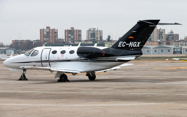 EC-NGX - Private Cessna 510 Citation Mustang