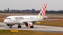 EC-MUC - Volotea Airlines Airbus A319 aircraft