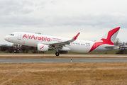 A6-AOS - Air Arabia Airbus A320 aircraft