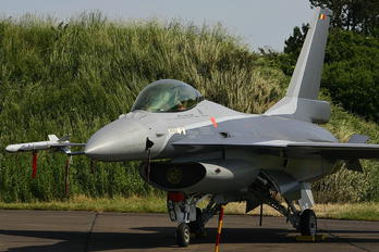 FA-131 - Belgium - Air Force General Dynamics F-16A Fighting Falcon