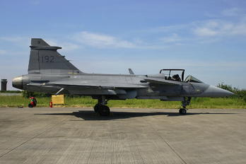 39192 - Sweden - Air Force SAAB JAS 39A Gripen
