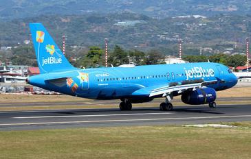 N779JB - JetBlue Airways Airbus A320