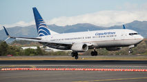 HP-1835CMP - Copa Airlines Boeing 737-800 aircraft