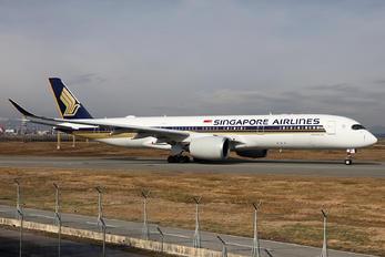 9V-SMZ - Singapore Airlines Airbus A350-900