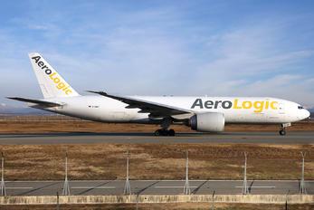D-AALF - AeroLogic Boeing 777F
