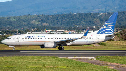 HP-1826CMP - Copa Airlines Boeing 737-800