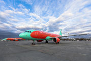 UR-WRW - Windrose Air Airbus A320 aircraft