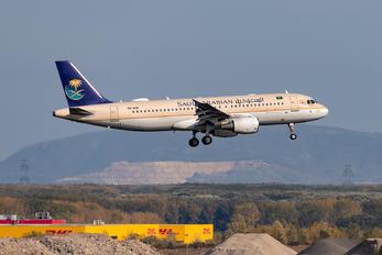 HZ-ASG - Saudi Arabian Airlines Airbus A320