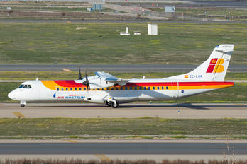 EC-LRR - Air Nostrum - Iberia Regional ATR 72 (all models)