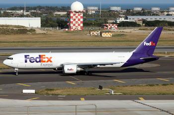 N108FE - FedEx Federal Express Boeing 767-300F