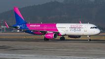 HA-LTC - Wizz Air Airbus A321 aircraft