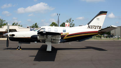 N372TB - Private Socata TBM 700
