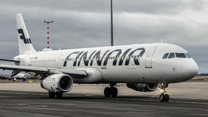 OH-LZG - Finnair Airbus A321