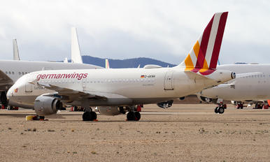 D-AKNH - Germanwings Airbus A319