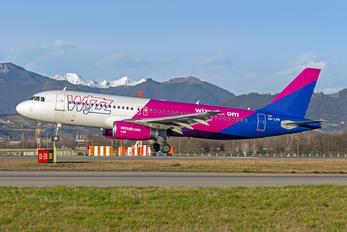 HA-LPW - Wizz Air Airbus A320