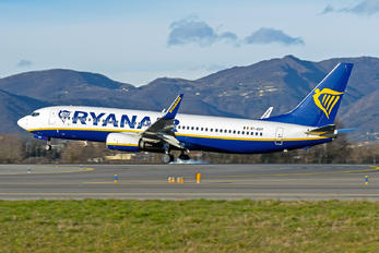 EI-GDY - Ryanair Boeing 737-8AS