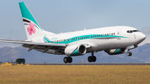 N737KA - Private Boeing 737-700 aircraft