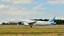 VQ-BSQ - Yamal Airlines Airbus A321 aircraft