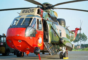 RS05 - Belgium - Air Force Westland Sea King Mk.48