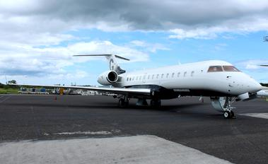 EC-MMD - Private Bombardier BD-700 Global Express XRS