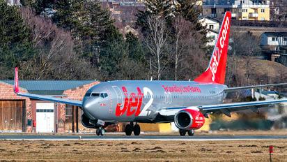 G-JZHW - Jet2 Boeing 737-800