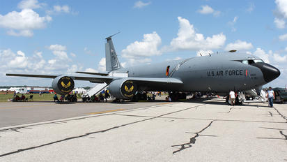 58-0062 - USA - Air Force Boeing C-135FR Stratotanker
