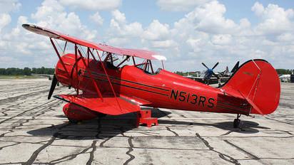 N513RS - Private Waco Classic Aircraft Corp YMF-5C