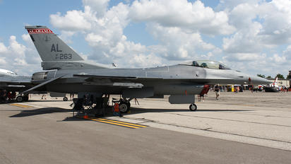 87-0263 - USA - Air Force Lockheed Martin F-16CG Fighting Falcon