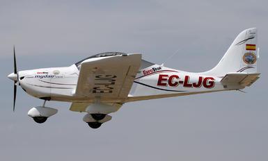 EC-LJG - Private Evektor-Aerotechnik EV-97 Eurostar