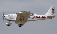 EC-LJG - Private Evektor-Aerotechnik EV-97 Eurostar aircraft
