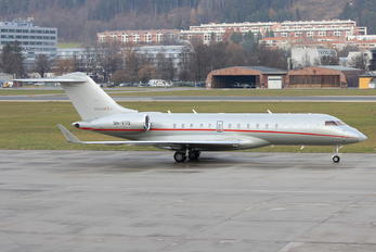 9H-VTD - Vistajet Bombardier BD-700 Global Express