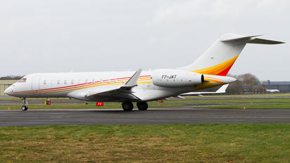 T7-JAT - Private Bombardier BD-700 Global Express XRS