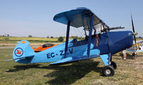 EC-ZZV - Private Platzer Kiebitz aircraft